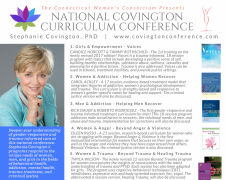 The 5th National Covington Curriculum Conference